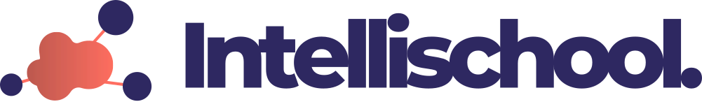 Intellischool Logo - Color